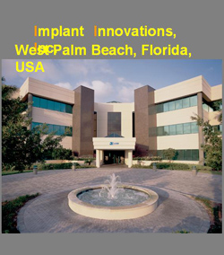Implant Innovations, Inc. West Palm Beach,Florida, USA